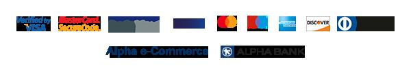 ασφαλείς πληρωμές μα κάρτες